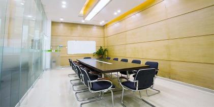 聚石会议室