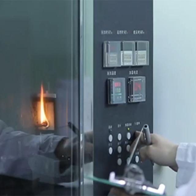 UL94HB阻燃等级的测试及要求