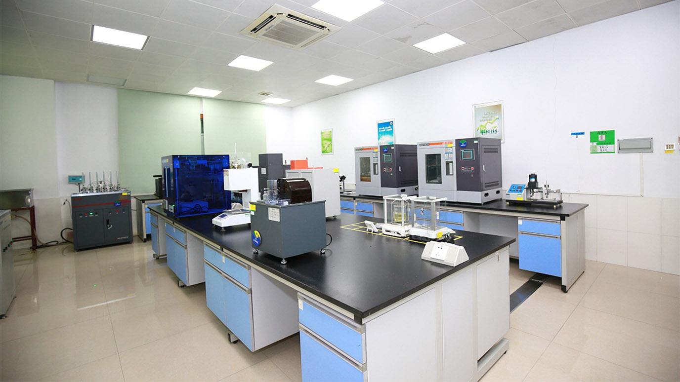 聚石化学-自主研发