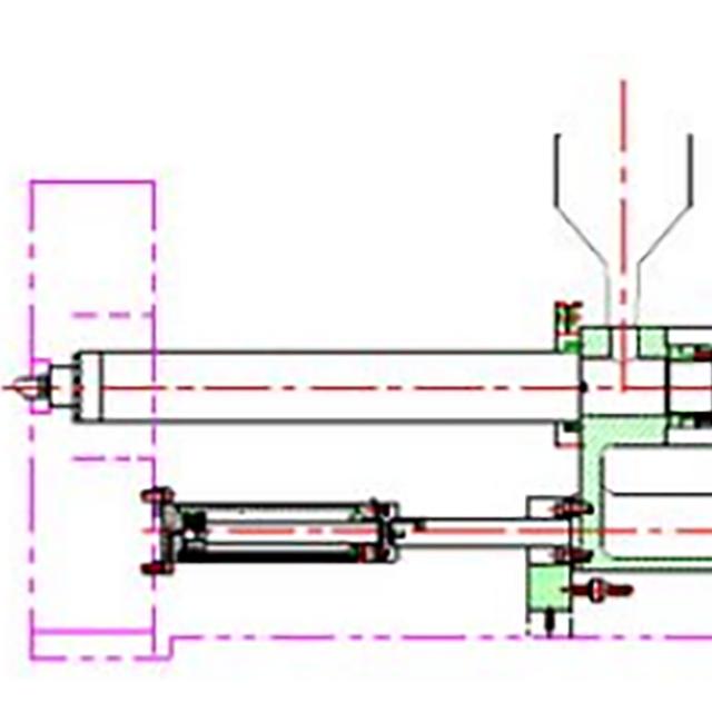 注塑机操作程序、项目与动作选择