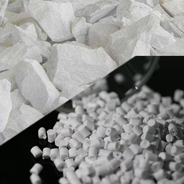 矿物填充塑料与碳酸钙的那些事