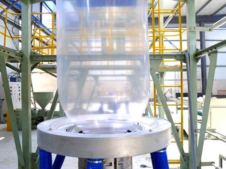 吹膜级降解材料密闭测试