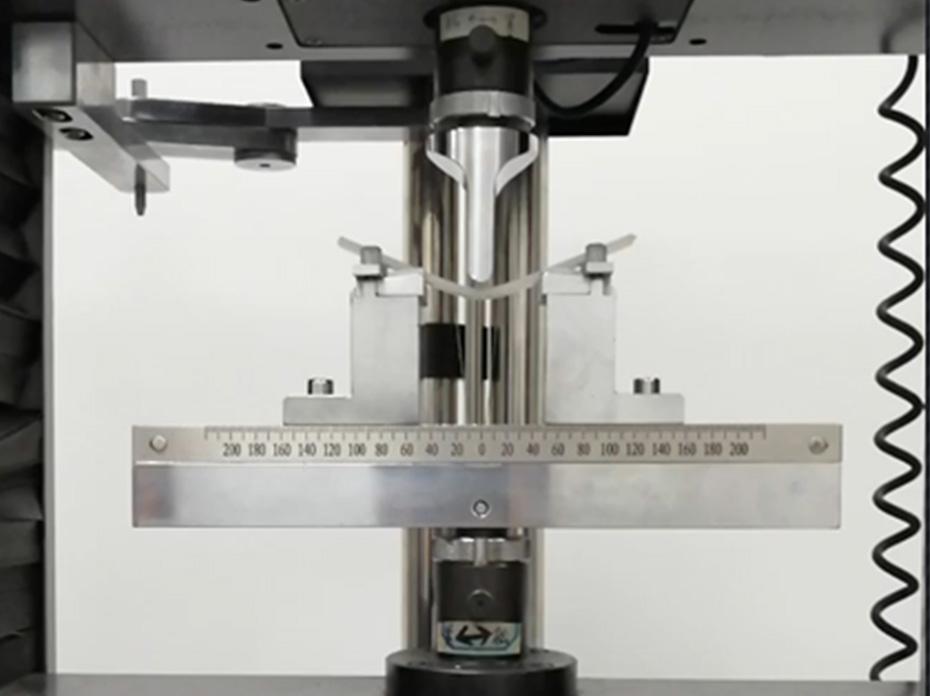注塑级降解材料弯曲测试