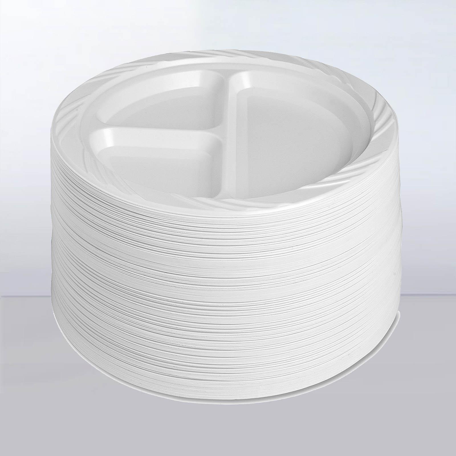 注塑级降解材料应用-仿瓷餐具