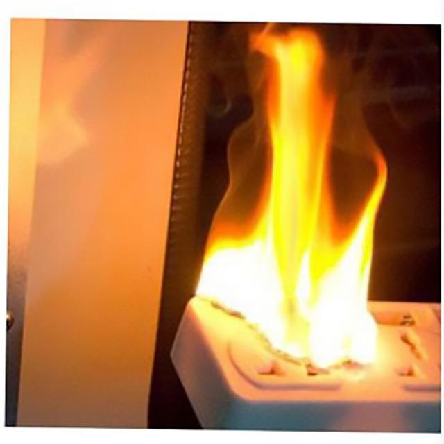 家电塑料外壳是什么时候强制要求使用阻燃材料的?