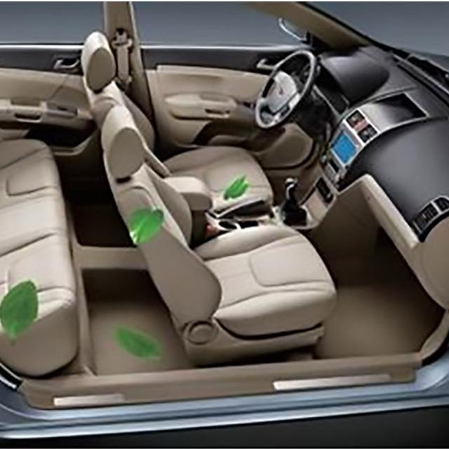 汽车内的VOC是怎么产生的呢?(以PP用料为例)