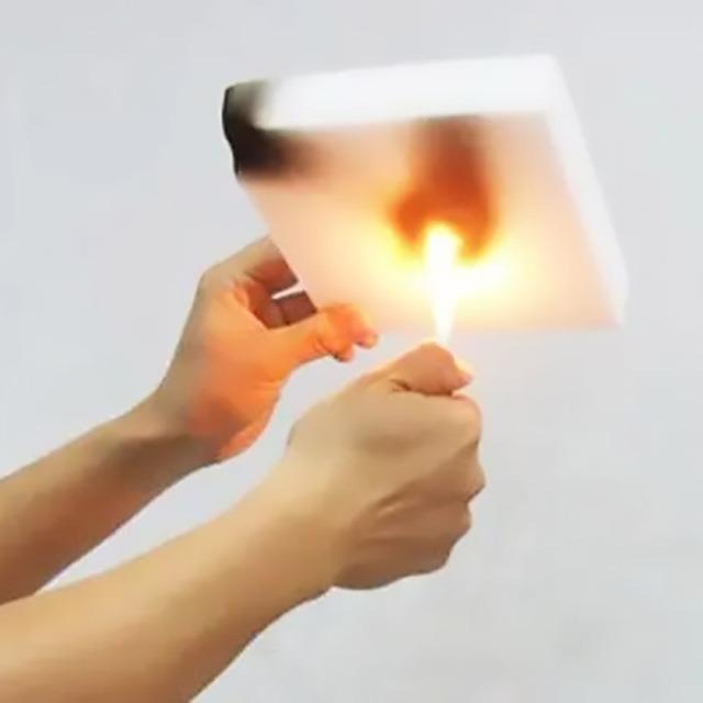 PA6使用不同阻燃剂下的阻燃作用模式