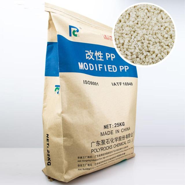碳酸钙填料的轻重对塑料改性的影响