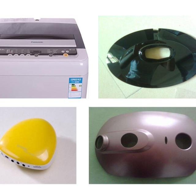 高光注塑原理:传统工艺Vs蒸汽无痕