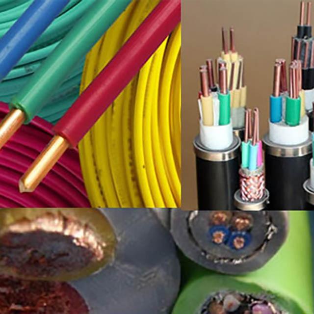 低烟无卤电线电缆类制品设计流程及应用