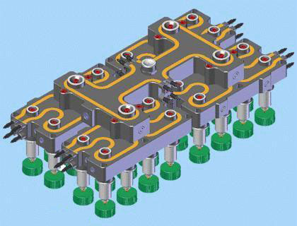 383-注塑热流道成型 配图1