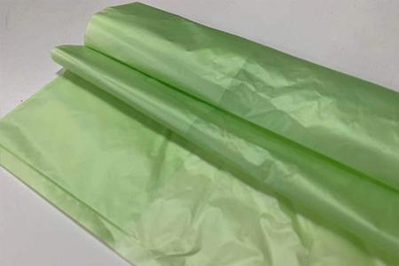 吹膜成型降解塑料应用