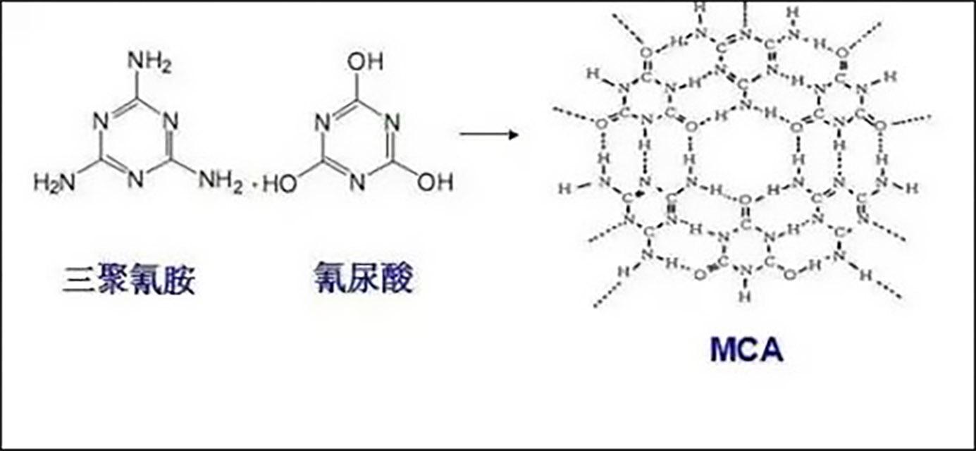 391-三聚氰胺盐-PA无卤阻燃体系