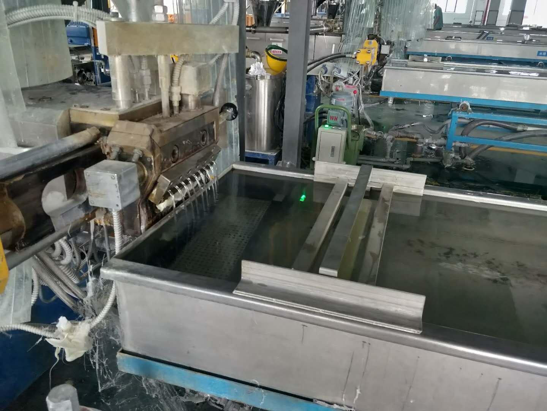 聚石熔喷PP料生产线