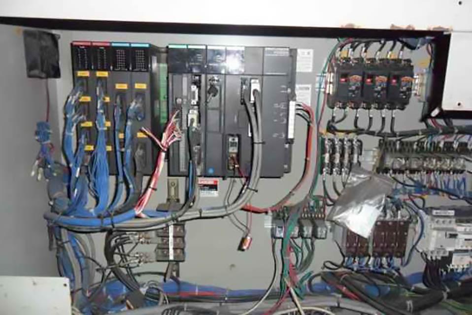 372-注塑机电气系统