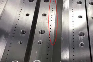 pp熔喷布-喷丝孔