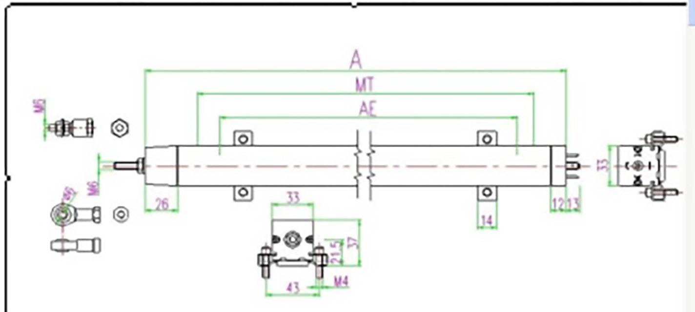 139-注塑机锁模常见故障02-注塑机锁模电路控制图