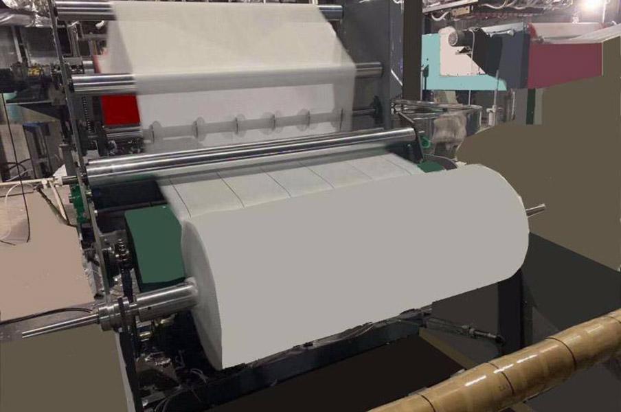 熔喷布生产线-变脆配图