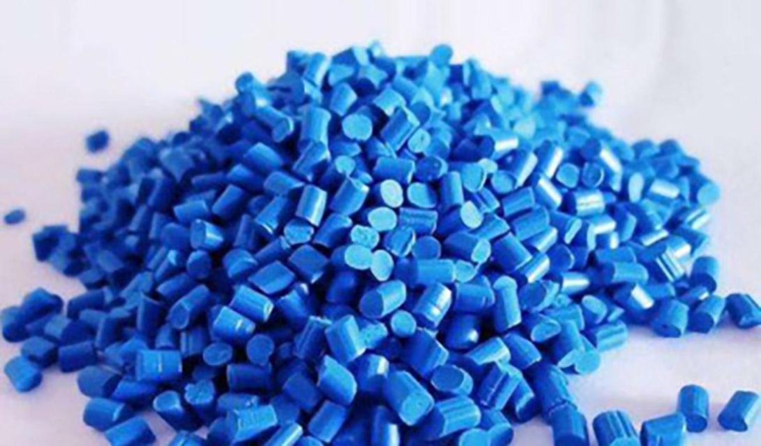 048-PET注塑参数说明配图-PET母粒(蓝色)