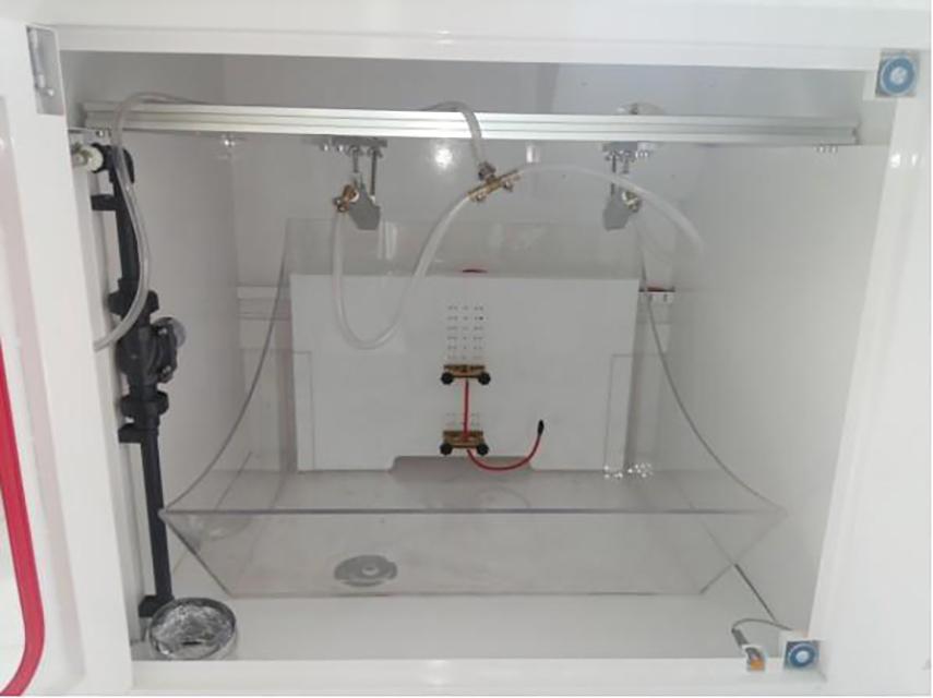 166-5 相对漏电起痕指数测试仪