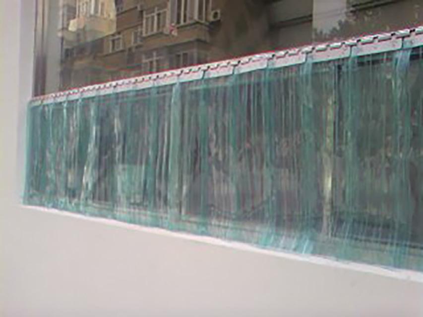 抗低温塑料门帘(耐候改性配图)