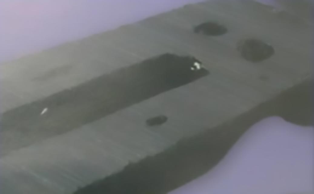 081-肉厚区缩孔(空穴)