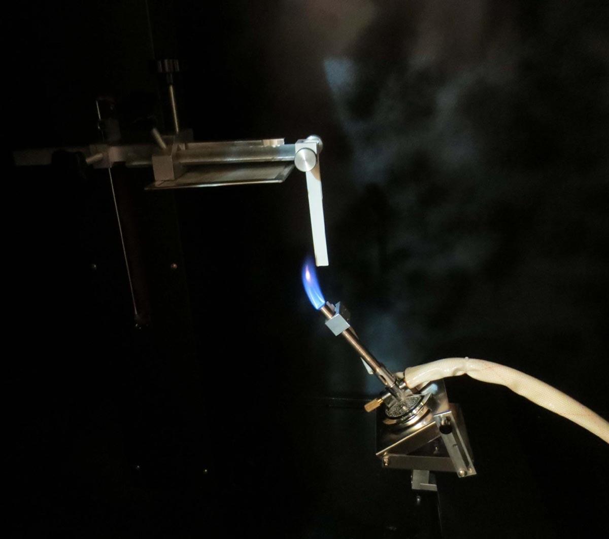 169-01-垂直燃烧测试设备