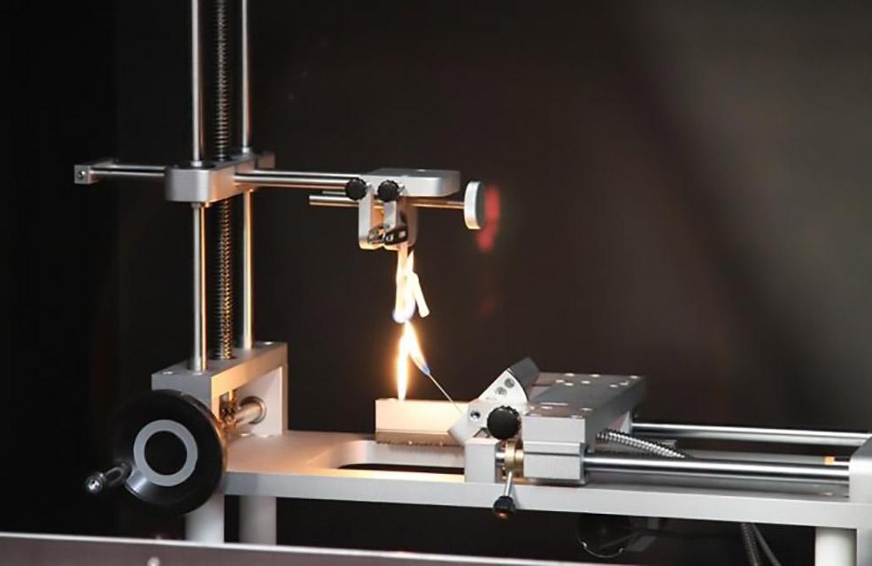 212 针焰测试仪器